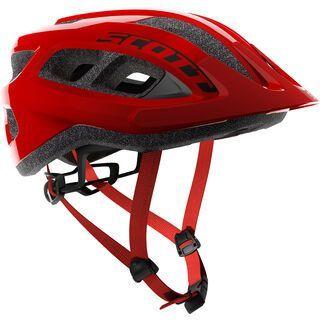 Scott Supra Helmet, red - Fahrradhelm