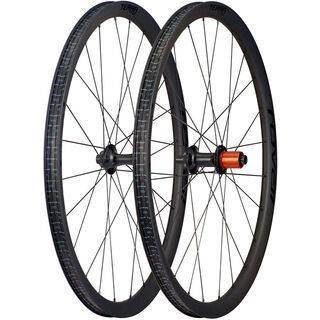 Specialized Roval Terra CLX Boost Set - 700C satin carbon/gloss black
