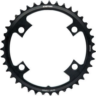 Easton Replacement Chainring - 11-fach / LK 110 mm matte black ano