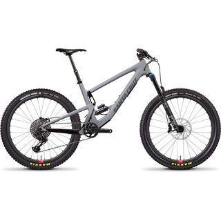 Santa Cruz Bronson C S Reserve 2019, grey/silver - Mountainbike