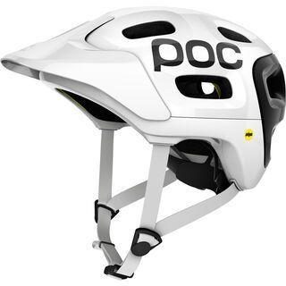POC Trabec Race MIPS, white-black - Fahrradhelm