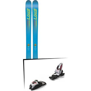 Set: Line Gizmo 2018 + Marker Race Junior 8 white/black/red