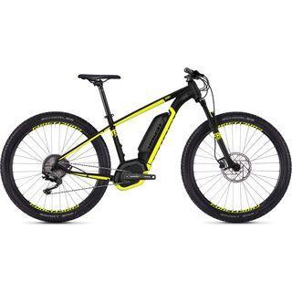 Ghost Hybride Teru B2.7+ AL 2018, black/neon yellow - E-Bike