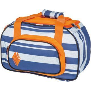 Nitro Duffle Bag XS, heather stripe - Sporttasche