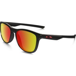 Oakley Trillbe X, matte black/Lens: ruby iridium - Sonnenbrille