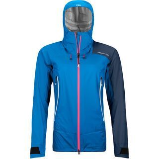Ortovox Westalpen 3L Light Jacket W, safety blue - Jacke