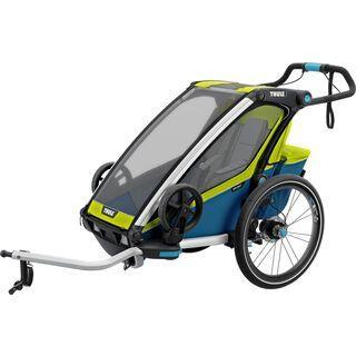 Thule Chariot Sport 1, chartreuse - Fahrradanhänger