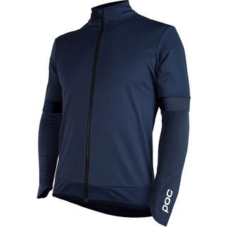 POC Fondo Elements Jersey, navy black - Radtrikot