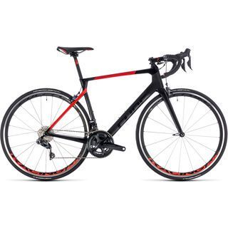 Cube Agree C:62 SL 2018, carbon´n´red - Rennrad