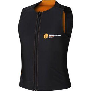 Komperdell Restless Rookie Vest, schwarz-orange - Protektorenweste