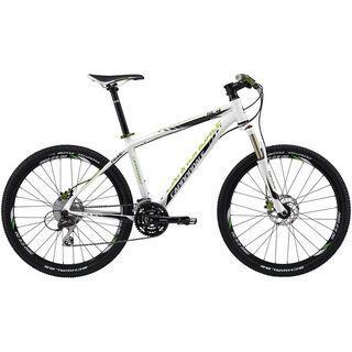 Cannondale Trail SL 4 2012, Magnesium White (Gloss) - Mountainbike