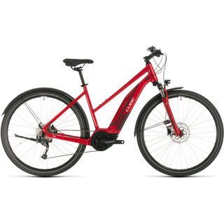 Cube Nature Hybrid ONE Allroad 500 Trapeze 2020, red´n´red - E-Bike
