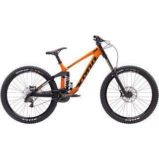 Kona Operator DL 2017, orange/black - Mountainbike