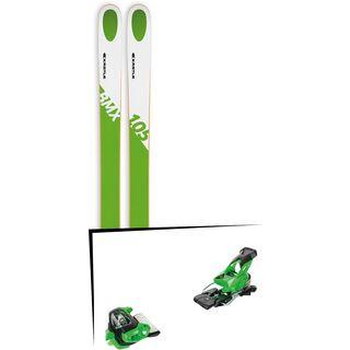 Set: Kästle BMX105 2018 + Tyrolia Attack² 16 GW green