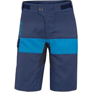 Vaude Kids Grody Shorts II, deep water - Radhose