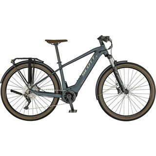 Scott Axis eRide 20 Men grey petrol blue 2021