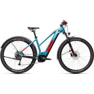 Cube Reaction Hybrid Performance Allroad 500 27.5 Trapeze blue´n´red 2021