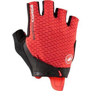 Castelli Rosso Corsa Pro V Glove red