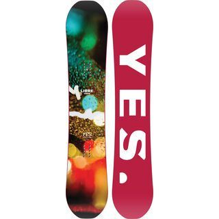 Yes Libre 2019 - Snowboard
