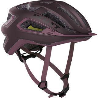 Scott Arx Plus Helmet, maroon red/cassis pink - Fahrradhelm
