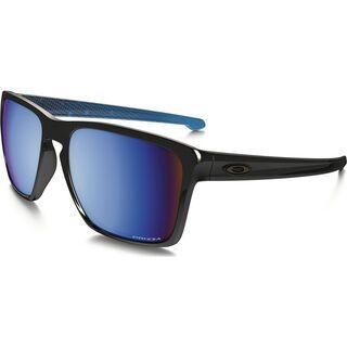 Oakley Sliver XL Prizm Deep Water Polarized, polished black - Sonnenbrille