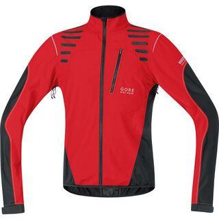 Gore Bike Wear Fusion Cross 2.0 Windstopper Active Shell Jacke, red/black