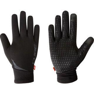 Cube Handschuhe Race Multisport Langfinger, black - Fahrradhandschuhe