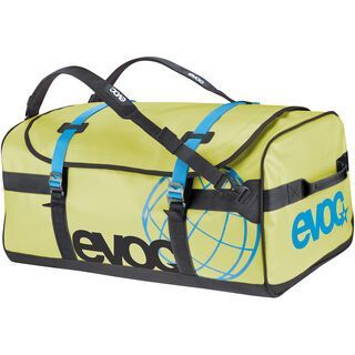 Evoc Duffle Bag, lime - Reisetasche