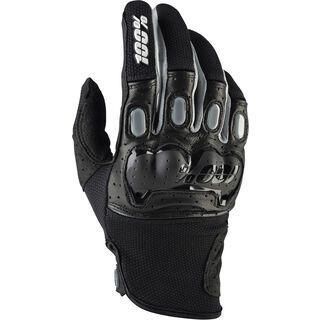 100% Derestricted Dual Sport Glove, black/grey - Fahrradhandschuhe