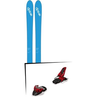 Set: DPS Skis Wailer 106 2017 + Marker Squire 11 (1685412)