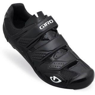 Giro Treble II, black/white - Rennrad Schuhe