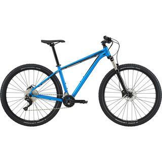 Cannondale Trail 5 - 29 2020, electric blue - Mountainbike