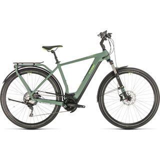 Cube Kathmandu Hybrid EXC 500 2020, green´n´green - E-Bike