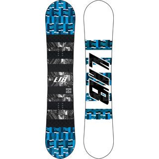 Lib Tech Skate Banana Wide 2020, wood - Snowboard