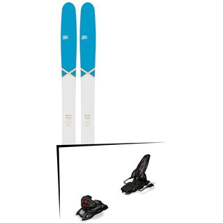 Set: DPS Skis Wailer 112 RP2 Pure3 2016 + Marker Jester 16 ID (1685408)