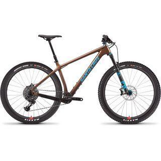 Santa Cruz Chameleon C SE 29 Reserve 2019, bronze/blue - Mountainbike