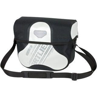 Ortlieb Ultimate6 M Black'n White, weiß-schwarz - Lenkertasche