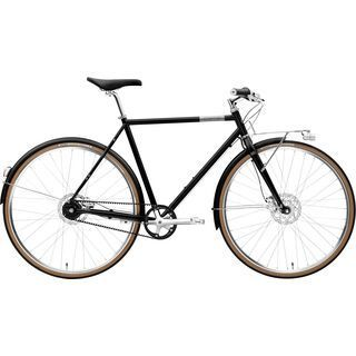 Creme Cycles Ristretto Bolt 2020, carbon gray - Cityrad