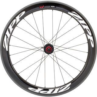 Zipp 303 Firecrest Carbon Clincher, matte white decor - Hinterrad