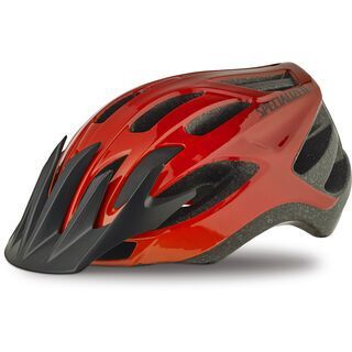 Specialized Align, red fade - Fahrradhelm