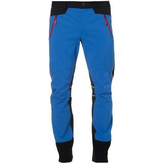 Vaude Men's Larice Pants , hydro blue - Softshell Hose