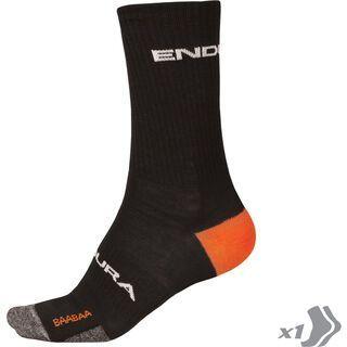 Endura Baabaa Merino Winter Sock II, schwarz - Radsocken