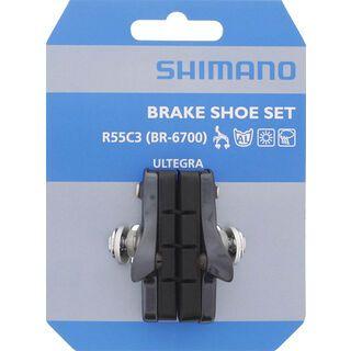 Shimano R55C3 Bremsschuh Cartridge für BR-6700 - Bremsbelag