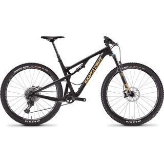 Santa Cruz Tallboy CC XX1 29 2018, carbon/tan - Mountainbike