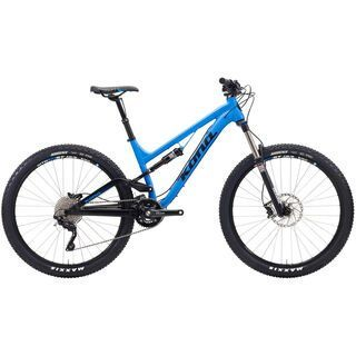 Kona Process 134 2015, matt blue/black - Mountainbike