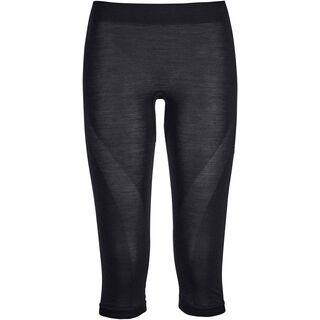 Ortovox 120 Merino Comp Light Short Pants W, black raven - Unterhose