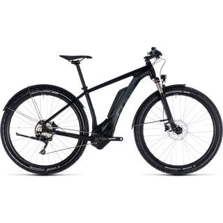 Cube Reaction Hybrid Pro Allroad 500 29 2018, black´n´grey - E-Bike