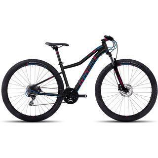 Ghost Lanao 2 AL 29 2017, black/blue/pink - Mountainbike