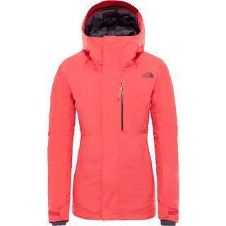 The North Face Womens Descendit Jacket, teaberry pink - Skijacke