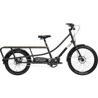 Creme Cycles Happy Wagon 2020, black - E-Bike